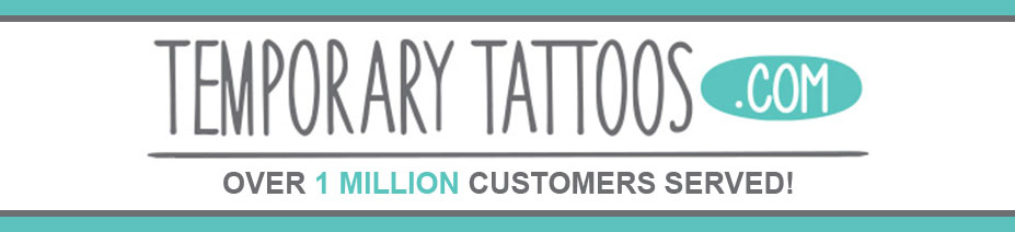 TemporaryTattoos.com Website